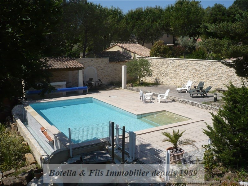Sale house / villa Goudargues 419000€ - Picture 2