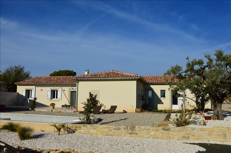 Verkoop  huis Villes sur auzon 442000€ - Foto 1