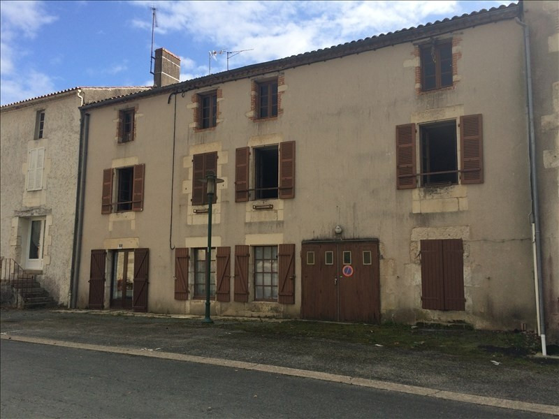 Vente maison / villa Moutiers sur le lay 64 200€ - Photo 1