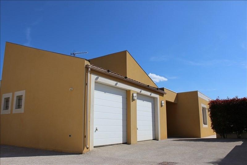 Sale house / villa Thezan les beziers 375000€ - Picture 2