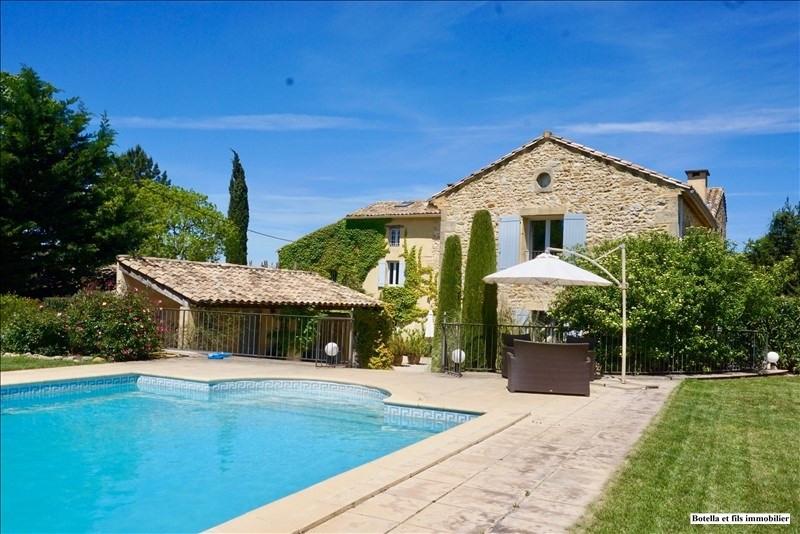 Vente de prestige maison / villa Uzes 945000€ - Photo 1