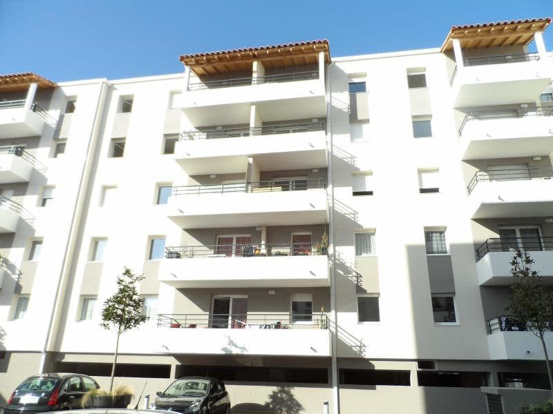 Rental apartment Sete 727€ CC - Picture 1
