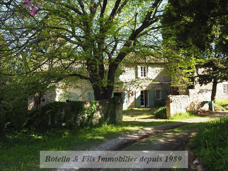Venta de prestigio  casa Lirac 842000€ - Fotografía 1