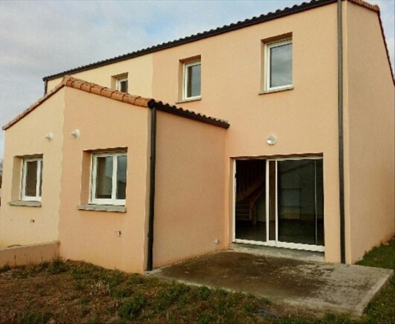 Sale house / villa St hilaire de loulay 160900€ - Picture 1