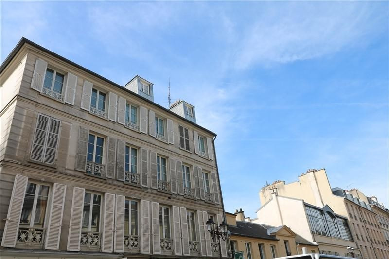 Sale apartment Versailles 259500€ - Picture 6