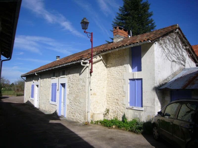 Sale house / villa St front la riviere 138900€ - Picture 1