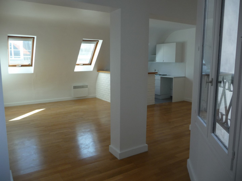Location appartement Paris 16ème 1 490€ CC - Photo 1
