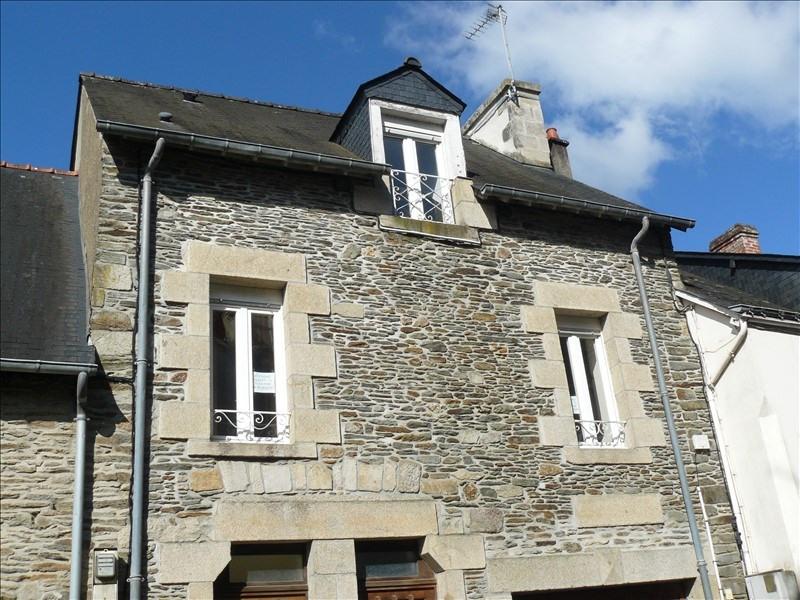 Vente appartement Josselin 54500€ - Photo 1