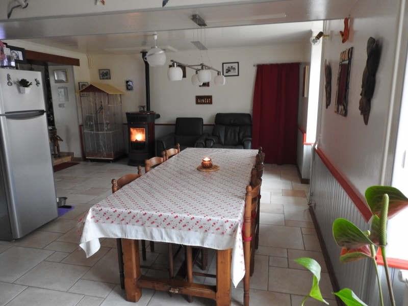 Sale house / villa A 15 mins de chatillon 134000€ - Picture 4