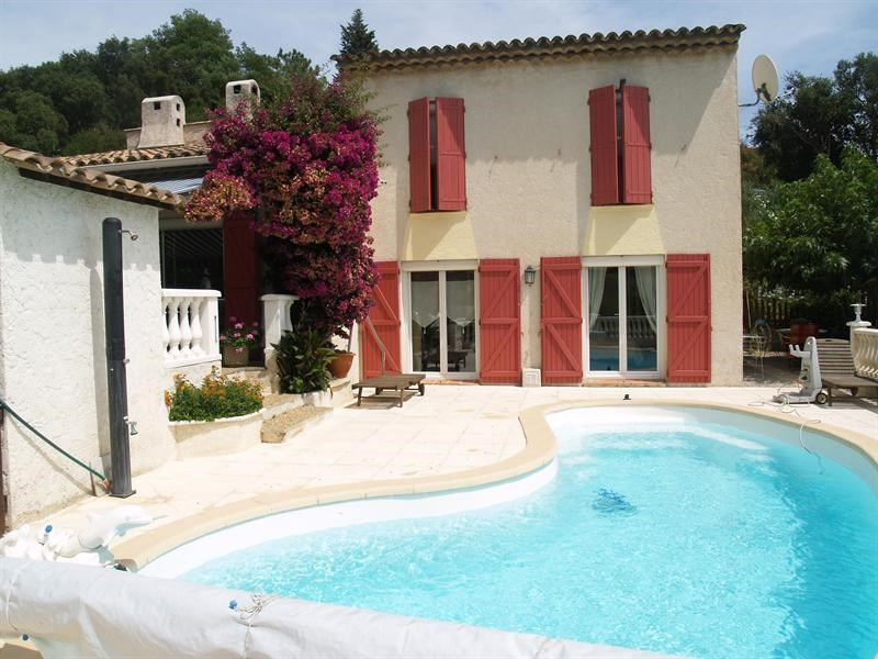 Sale house / villa Les issambres 575 000€ - Picture 1
