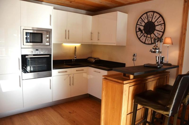 Deluxe sale apartment Argentiere 550 000€ - Picture 2