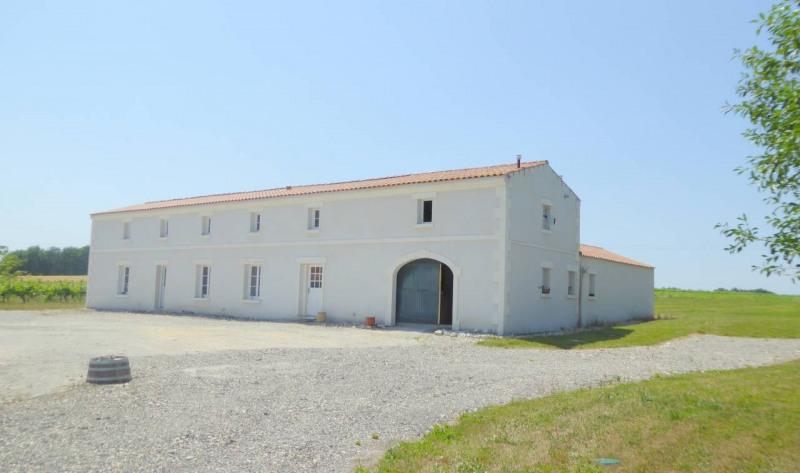 Vente maison / villa Germignac 280370€ - Photo 1