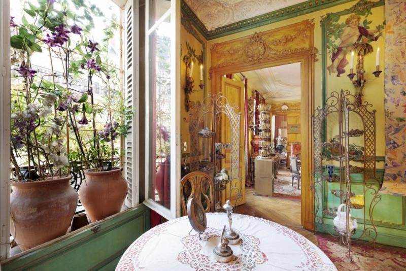 Revenda residencial de prestígio apartamento Paris 8ème 3990000€ - Fotografia 6