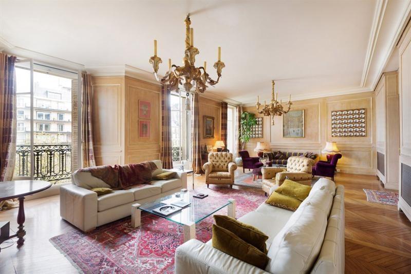 Venta de prestigio  apartamento Paris 16ème 3250000€ - Fotografía 2