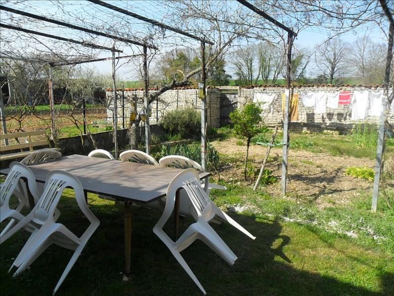 Sale house / villa Aulnay 74500€ - Picture 8