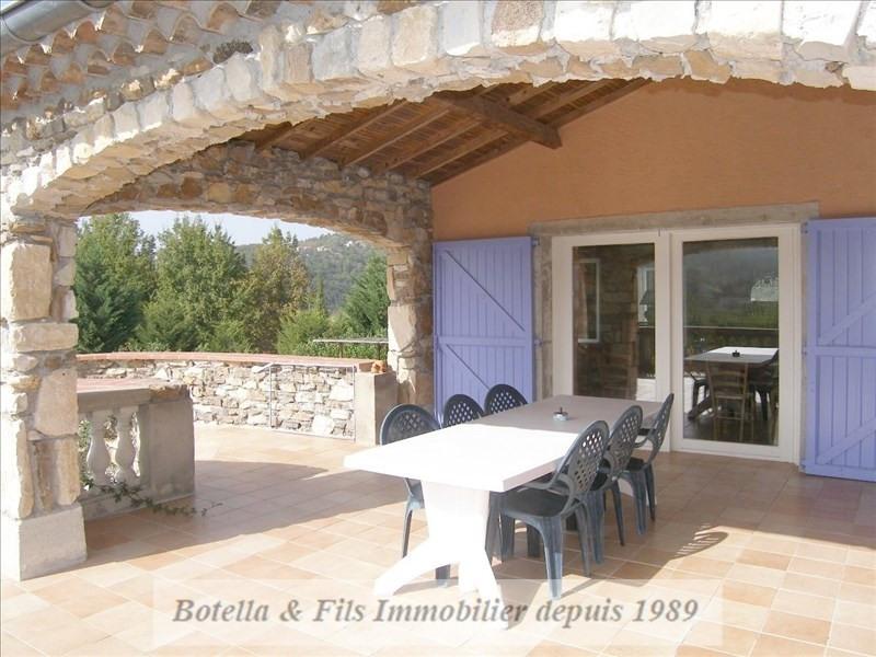 Deluxe sale house / villa Les vans 630000€ - Picture 17