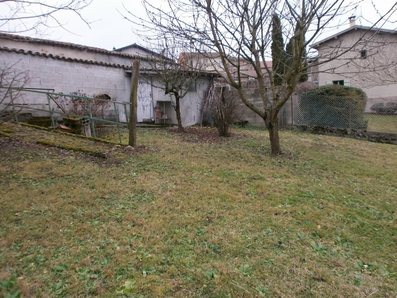Vente terrain St georges d esperanche 95 000€ - Photo 1