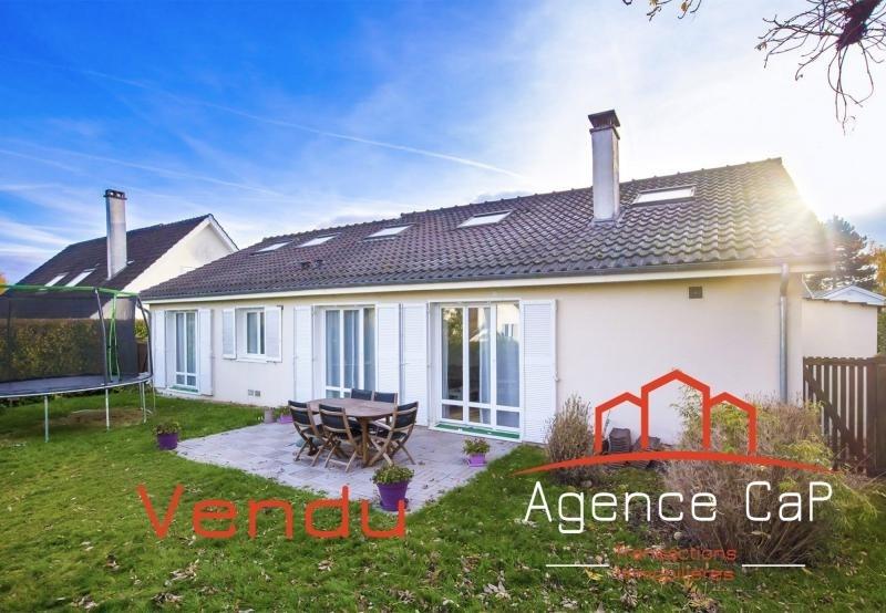 Sale house / villa Plaisir 469165€ - Picture 1