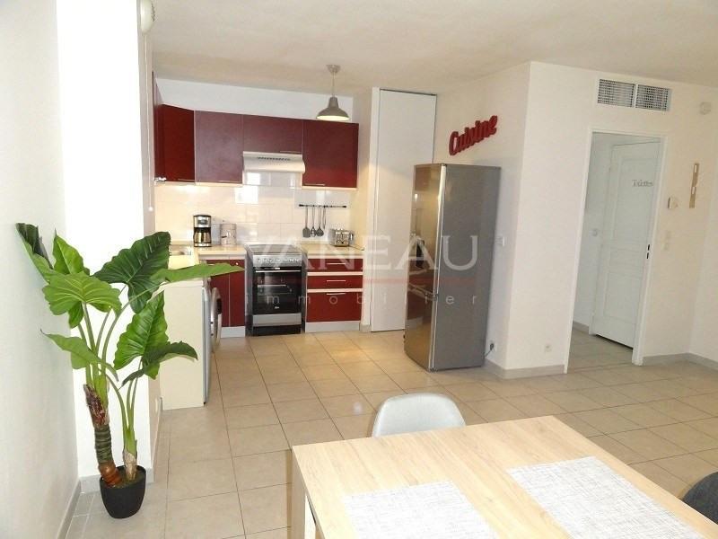 Vente appartement Juan-les-pins 295000€ - Photo 2