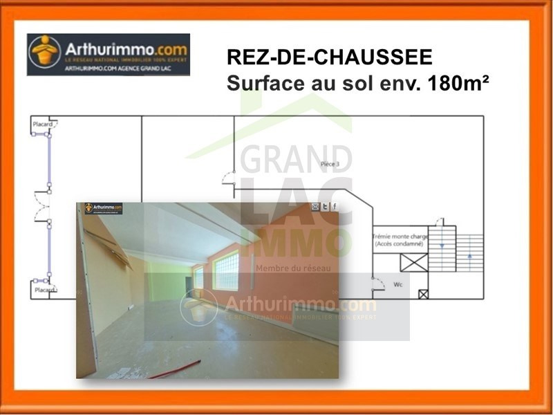 Vente immeuble Albens 220 000€ - Photo 2