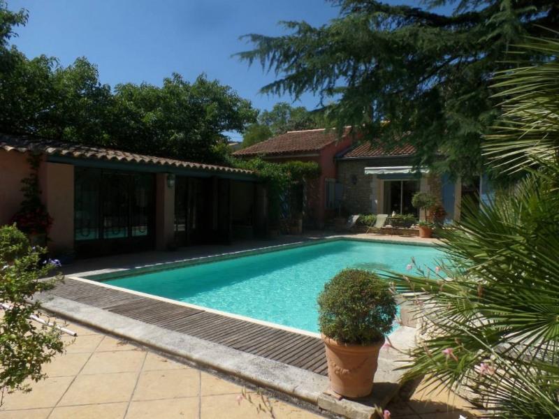 Sale house / villa Caumont-sur-durance 517000€ - Picture 1