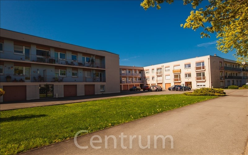 Verkoop  appartement Thionville 139000€ - Foto 8