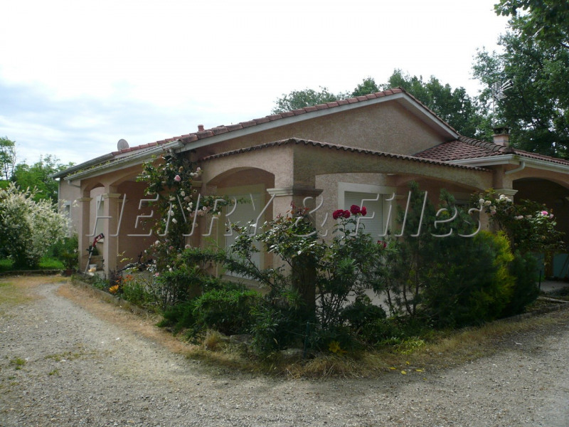 Sale house / villa L'isle-jourdain 10 km 448 000€ - Picture 1