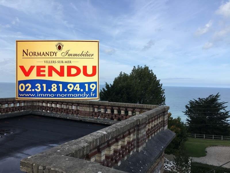 Vente de prestige maison / villa Villers sur mer 842000€ - Photo 1