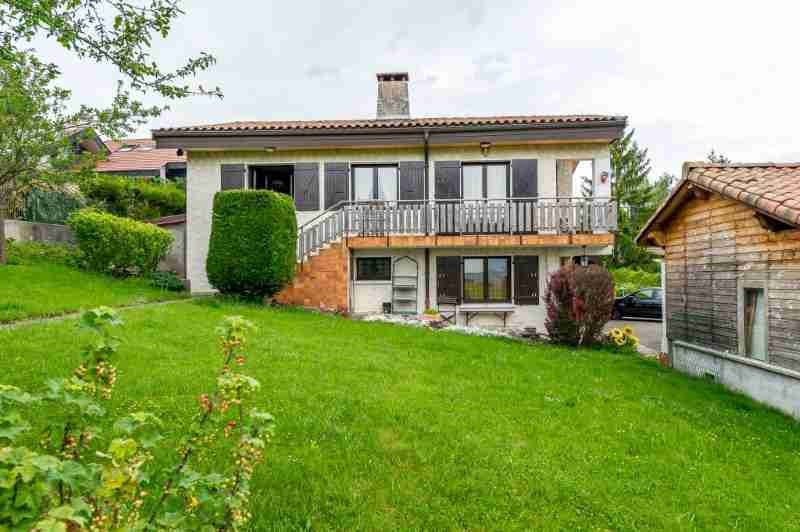 Vente de prestige maison / villa Poisy 599000€ - Photo 1