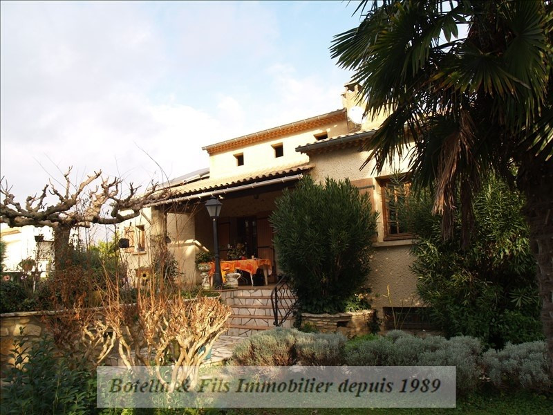 Vente maison / villa Bagnols sur ceze 199000€ - Photo 1