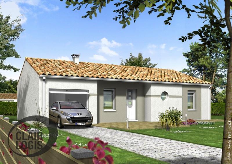Maison  3 pièces + Terrain 245 m² Bassan par MAISONS CLAIR LOGIS BEZIERS
