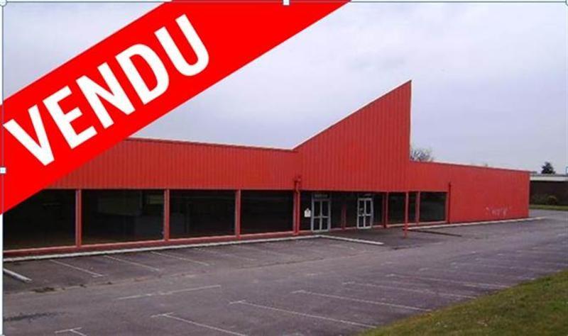 Vente Local d'activités / Entrepôt La Chapelle-des-Fougeretz 0