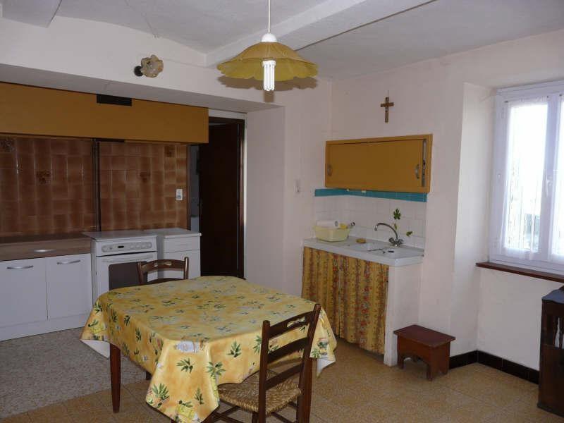 Vendita casa Lussan 129000€ - Fotografia 5