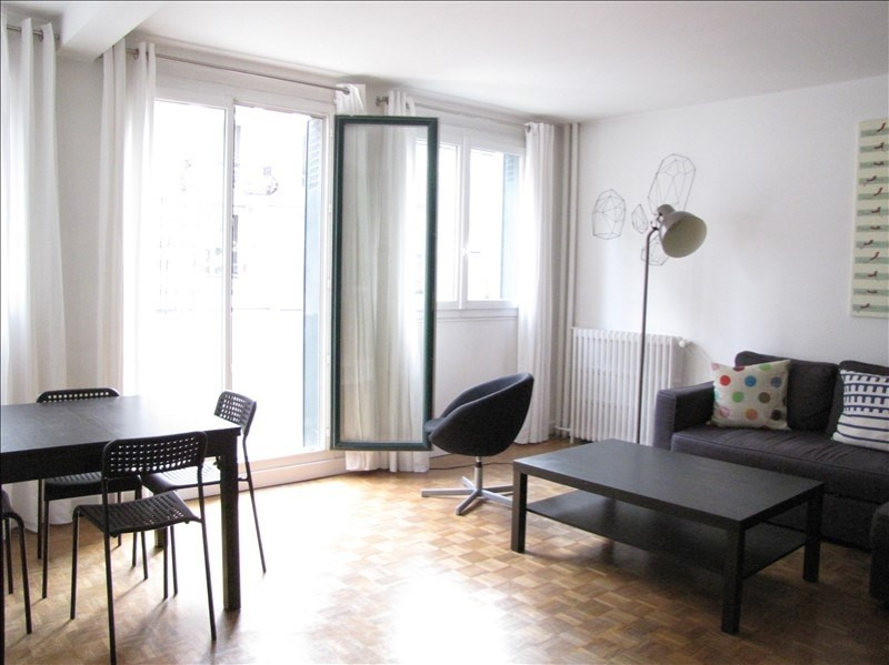 Rental apartment Paris 15ème 1 350€ CC - Picture 3