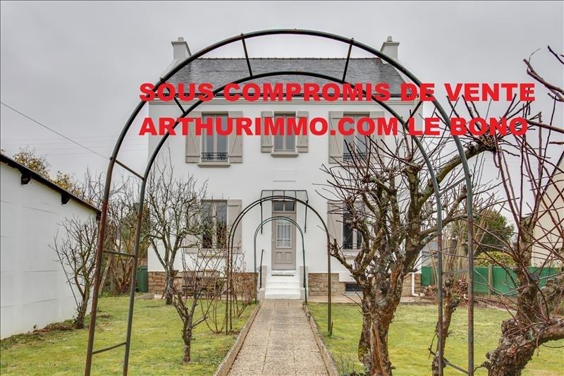 Vente maison / villa Auray 367140€ - Photo 1