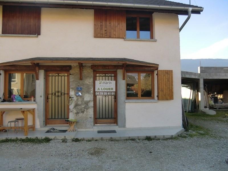 Affitto appartamento Voglans 535€ CC - Fotografia 1