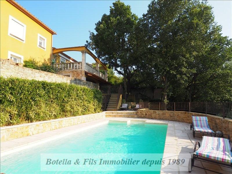 Vente maison / villa St victor la coste 388000€ - Photo 1
