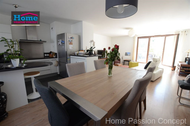 Vente appartement Nanterre 629 000€ - Photo 2