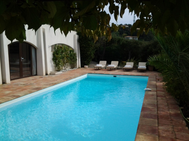 Location vacances maison / villa Les issambres 2 250€ - Photo 8