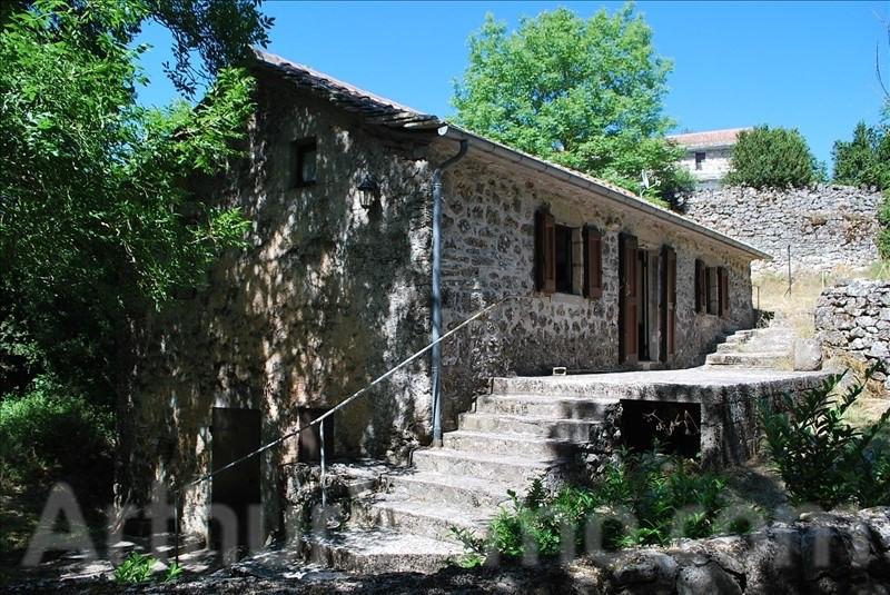 Sale house / villa La couvertoirade 149800€ - Picture 3