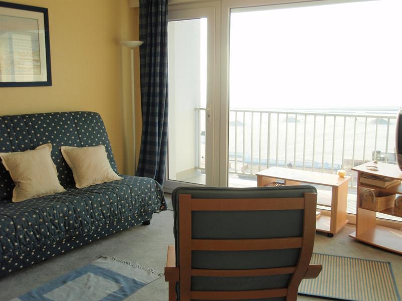 Verhuren vakantie  appartement Le touquet 477€ - Foto 1