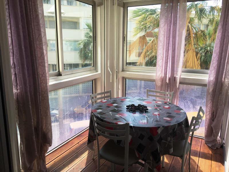 Verkoop  appartement La grande motte 123600€ - Foto 3