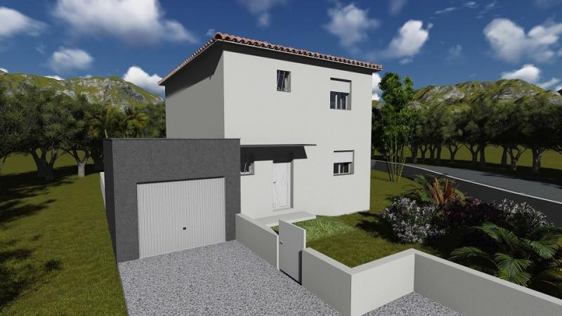 Maison  4 pièces + Terrain 506 m² Montady par HOME SUD CONSTRUCTION