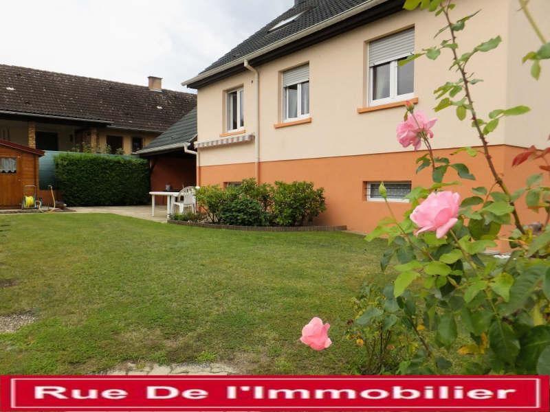 Vente maison / villa Gundershoffen 234000€ - Photo 1