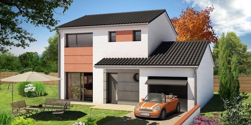 Maison  4 pièces + Terrain 481 m² Pessat-Villeneuve par ELAN AUVERGNE