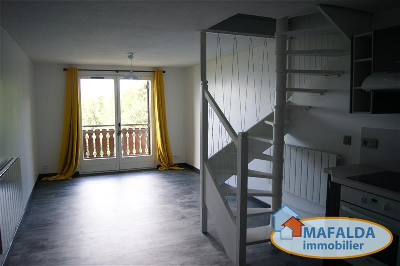 Vente appartement Mont saxonnex 129 500€ - Photo 3