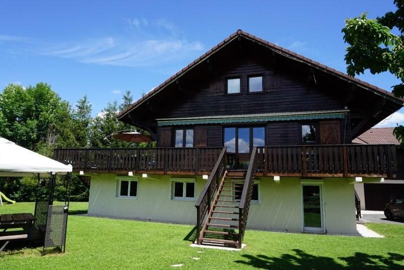 Vente de prestige maison / villa Valleiry 699000€ - Photo 1
