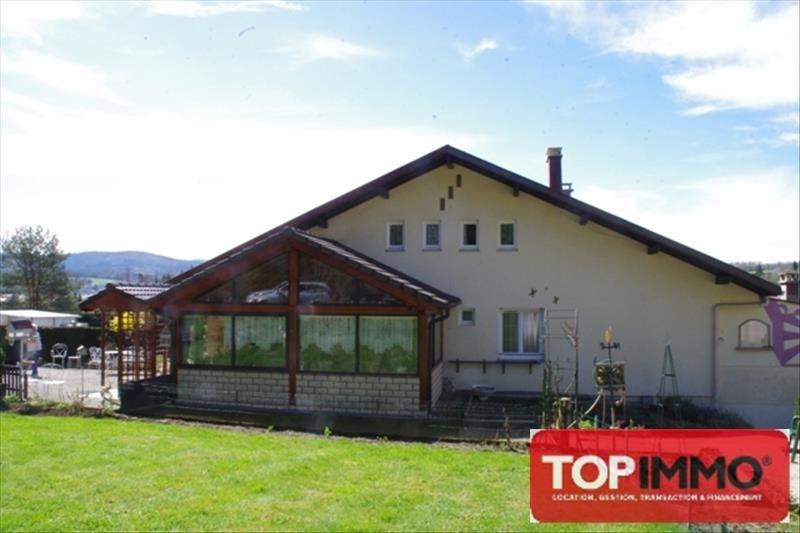 Vente maison / villa Saulcy sur meurthe 179500€ - Photo 7