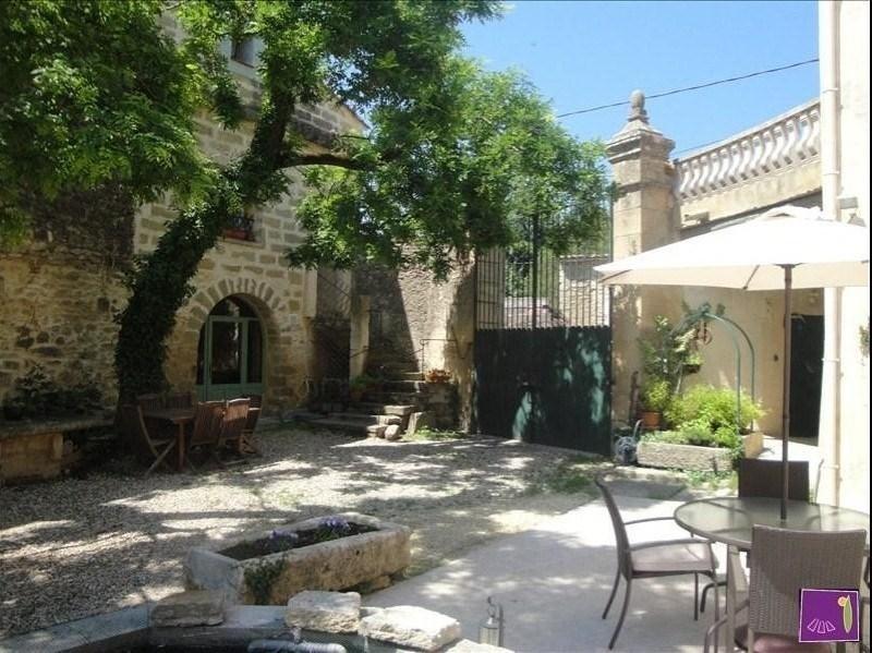 Vente de prestige maison / villa Uzes 1040000€ - Photo 1