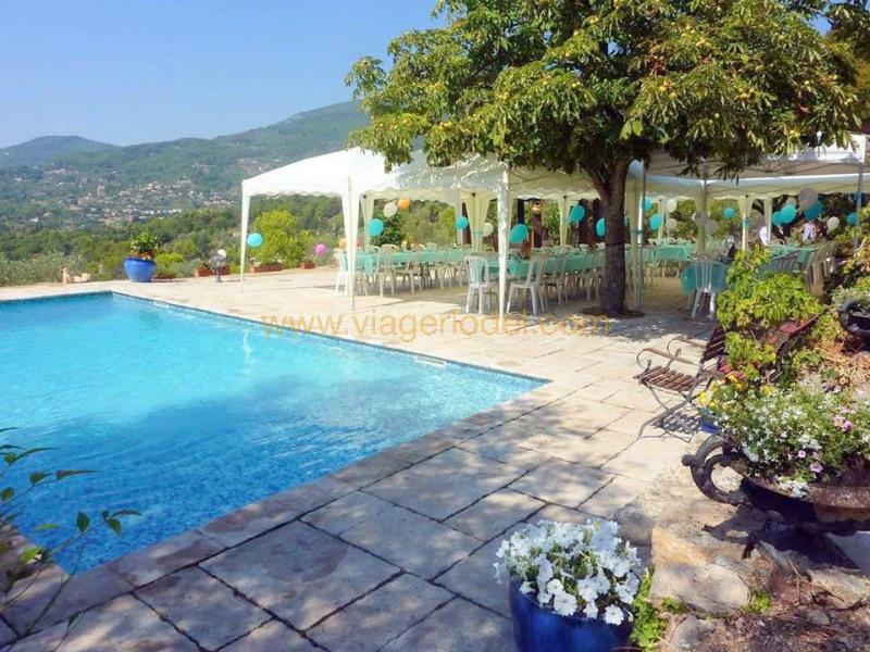 Immobile residenziali di prestigio casa Fayence 892500€ - Fotografia 2